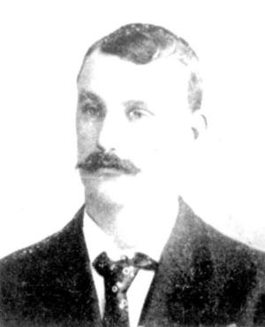 Mick Pleass - Pleass in 1899