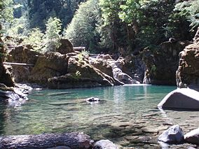 Middle Santiam Wilderness Pool Shedd Camp.jpg