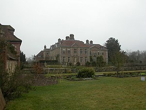 Woodford, Wiltshire - Heale House, Middle Woodford