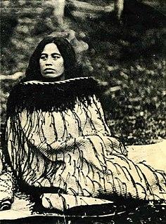 Mihi Kōtukutuku Stirling Te Whanau-a-Apanui and Ngati Porou woman of mana