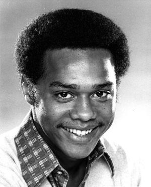 Lionel Jefferson - Image: Mike Evans (actor) 1975