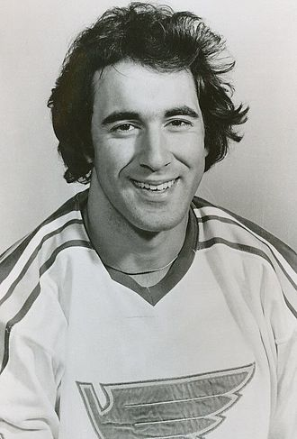 Mike Liut - Liut in 1981.