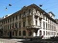 Milano - edificio corso Monforte 32.jpg