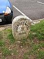 Milestone in Capel Bangor - geograph.org.uk - 722790.jpg