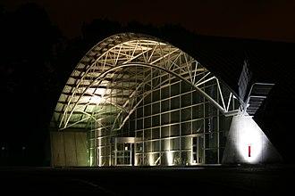 Milestones Museum - Milestones Museum, taken from the carpark