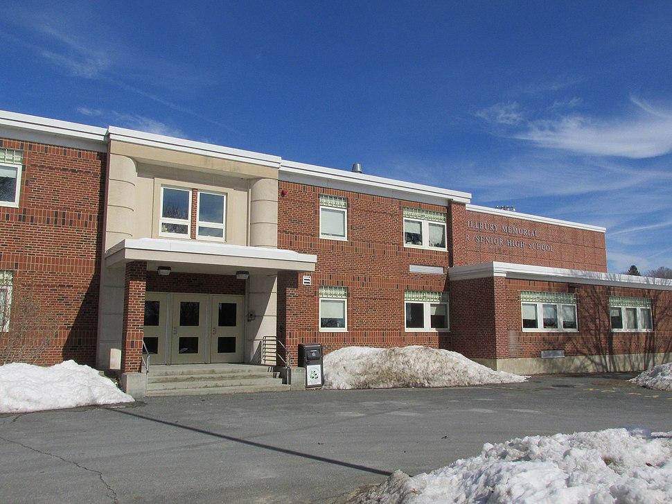 Millbury Memorial Junior Senior High School, Millbury MA