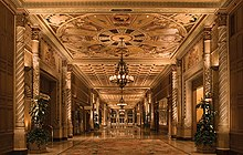 Millennium biltmore hotel wikipedia for Most luxurious hotel in los angeles