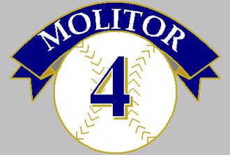Paul Molitor - Image: Milret 4