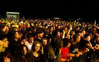 Horb am Neckar - Mini-Rock-Festival 2005