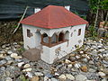 Miniature of the traditional Serbian house Serbia2.JPG