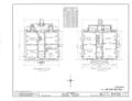 Minis House, 204 Hull Street, Savannah, Chatham County, GA HABS GA,26-SAV,9- (sheet 1 of 4).png