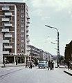 Miskolc, Bajcsy Zsilinszky utca az Ady híd felől nézve. Fortepan 21132.jpg