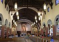 Mission San Rafael Arcángel, San Rafael CA USA -Interior of the church - panoramio.jpg