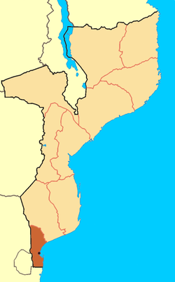 Maputo, Province of Mozambique