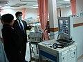 Mobile nurse station of Hsiao Chung Cheng Hospital 20071210.jpg