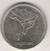 Moeda de 1 Cruzeiro - Edição comemorativa do 150º aniversário da indpendência do brasil - 1972.png