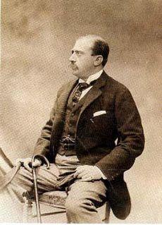 Jewish banker of Ottoman-Italian origin