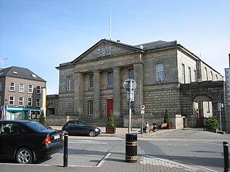 Monaghan - Monaghan Courthouse