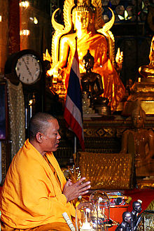 Buddhism In Thailand Wikipedia - Thailand religion