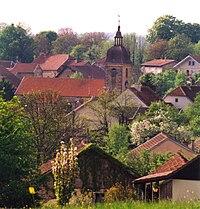 Montcey, village.jpg
