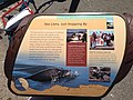 Monterey Bay National Marine Sanctuary sea lion information sign.jpg