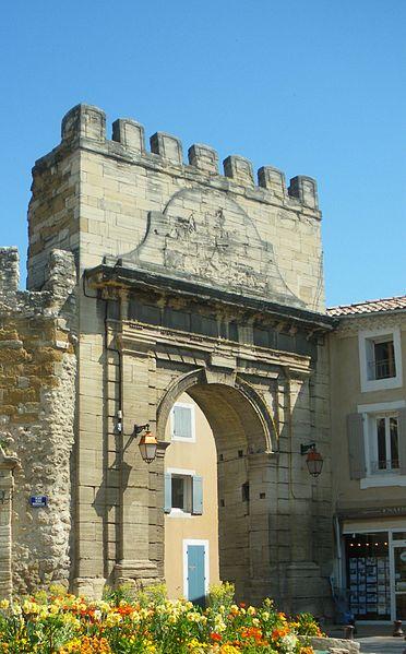 Remparts de Monteuxenceinte, porte (Inscrit)