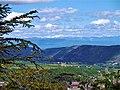 Montoulon, Privas Vue sur les Alpes et le Mont Blanc.jpg