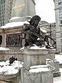 Monument à la mémoire de Paul de Chomedey, sieur de Maisonneuve - Lambert Closse 12.jpg