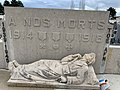 Monument aux morts 14-18 (cimetière d'Ambérieu-en-Bugey) - 3.jpg