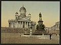 Monument of Alexander II, Helsingfors, Russia, i.e., Helsinki, Finland-LCCN2001697411.jpg