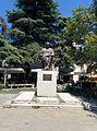 Monument of Konstandin Kristoforidhi in Elbasan, Albania.jpg
