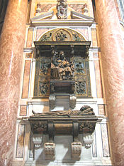 Monument to Innocentius VIII in Saint Peter's Basilica.jpg