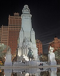 Monumento a Cervantes (Madrid) 21.jpg