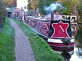 Moorings by Compton Bridge No 59, Wolverhampton - geograph.org.uk - 1028943.jpg