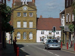 Daventry - The Moot Hall, Daventry