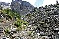 Moraine Lake Stairs - panoramio.jpg