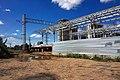 Moscow, construction of Botanichesky Sad MCC platform (31477128081).jpg