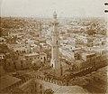 Mosquée Ibn Touloun - Vue du Caire prise de la Mosquée Ibn Touloun - Le Caire - Médiathèque de l'architecture et du patrimoine - AP62T163550.jpg