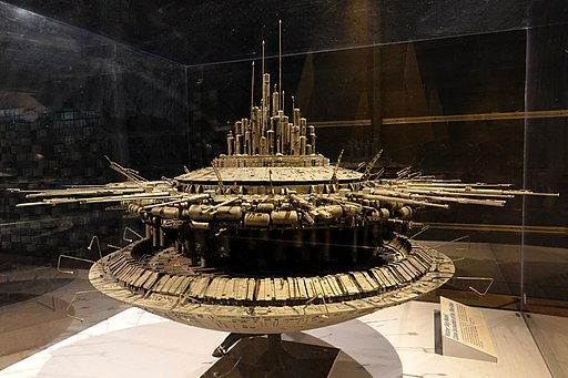 Mother Ship Model - Close Encounters of the Third Kind