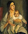Motherhood (N.Peshkova) by B.Grigoriev.jpg