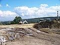 Motol, staveniště metra, výhled na Hliník.jpg