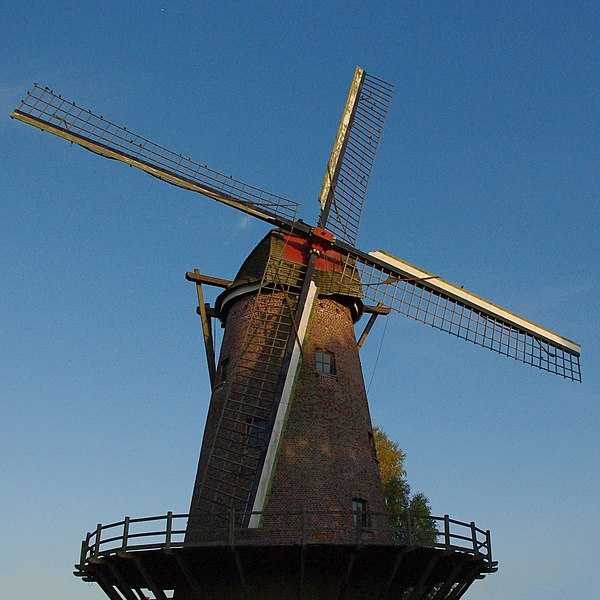 Halluin mill (North of France)
