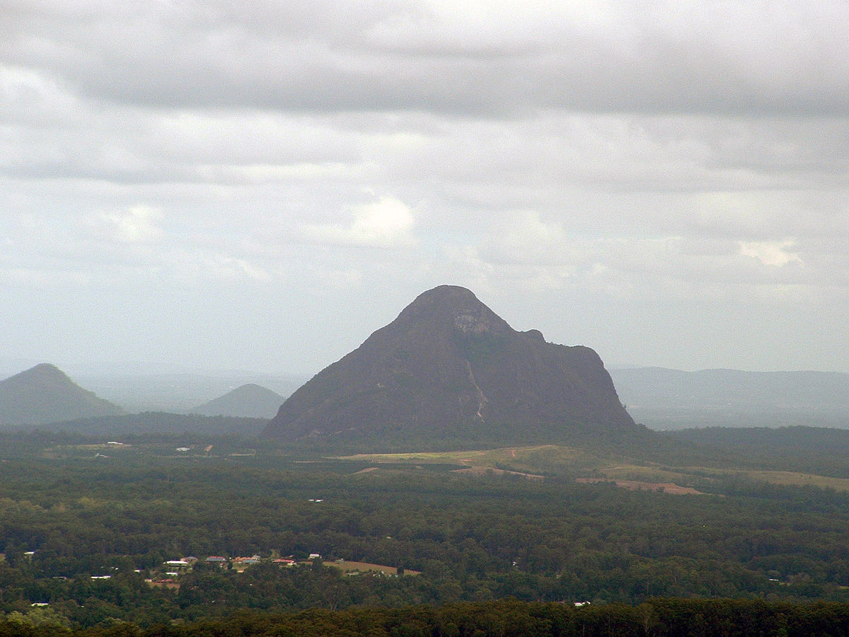 Glass House Mountains Queensland Wikipedia