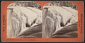 Mountain of frozen spray on brink of American Fall, by Barker, George, 1844-1894.png