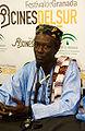 Moussa Sene Absa, Cines del Sur 2007.jpg