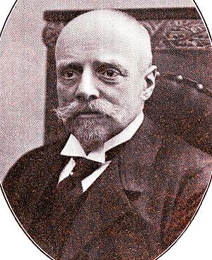 Thomas Bastiaan Pleyte - Thomas B. Pleyte in 1913
