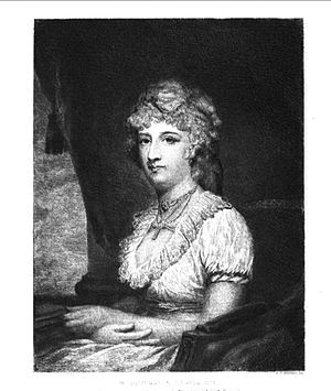Sophia Dallas - Juliana Chew (Mrs. Philip Nicklin), mother of Sophia Dallas