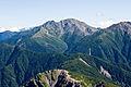 Mt.Ainodake from Mt.Shiomidake 02.jpg