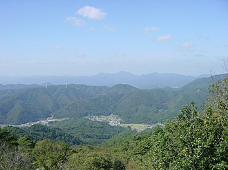 Inagawa Keikoku Prefectural Natural Park - Mount Ōya (753.5m)