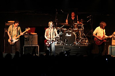 Picture of a band or musician: Mudhoney
